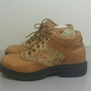 29761bbe593 SOLD...Twisted X Ostrich leather western cowboy